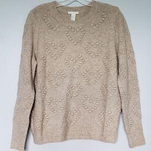 Puffy Heart Sweater